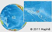 Physical Location Map of Garumaoa