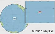 Savanna Style Location Map of Garumaoa