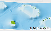Physical 3D Map of Tupana