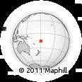 Outline Map of Wailailai, rectangular outline