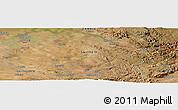 "Satellite Panoramic Map of the area around 15°58'32""S,28°7'30""E"