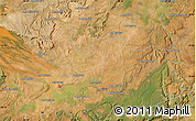 Satellite Map of Marovoay