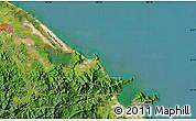 "Satellite Map of the area around 16°19'2""N,108°1'30""E"