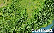 "Satellite Map of the area around 16°19'2""N,121°37'30""E"