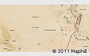 Satellite 3D Map of Aderdeb