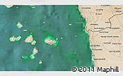 Satellite 3D Map of Al Ḩaḑrūr