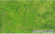 """Satellite Map of the area around 16°19'2""""N,90°1'30""""W"""