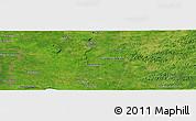 "Satellite Panoramic Map of the area around 16°19'2""N,90°1'30""W"