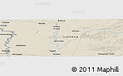 """Shaded Relief Panoramic Map of the area around 16°19'2""""N,90°1'30""""W"""