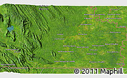 """Satellite 3D Map of the area around 16°19'2""""N,90°52'30""""W"""