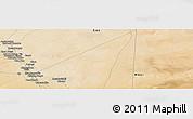 Satellite Panoramic Map of Baléssadjié