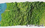 Satellite 3D Map of Mankayan