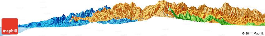 Political Horizon Map of Mankayan
