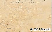 Satellite Map of 'Ayoûn el 'Atroûs