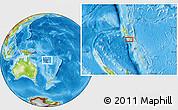 Physical Location Map of Hounnbank
