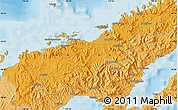 Political Map of Malake