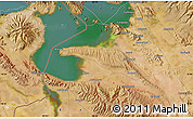 Satellite Map of Aygachi
