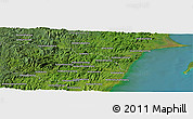 "Satellite Panoramic Map of the area around 16° 59' 54"" S, 49° 22' 30"" E"
