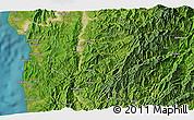 Satellite 3D Map of Kingking