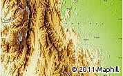 Physical Map of Gaghet