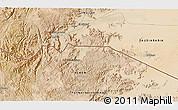 Satellite 3D Map of Najrān