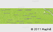 "Physical Panoramic Map of the area around 17° 50' 55"" N, 103° 46' 30"" E"