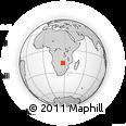 Outline Map of Siatwinda, rectangular outline