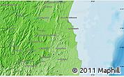 Political Map of Ambinanymanodidina