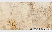 Satellite 3D Map of Al Jawf