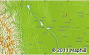 Physical Map of Kya-o