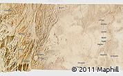 Satellite 3D Map of Al `Abbās