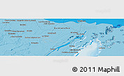 """Political Panoramic Map of the area around 18°51'53""""N,88°19'29""""W"""