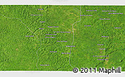 """Satellite 3D Map of the area around 18°51'53""""N,89°10'30""""W"""
