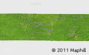 "Satellite Panoramic Map of the area around 18°51'53""N,89°10'30""W"
