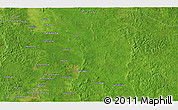 """Satellite 3D Map of the area around 18°51'53""""N,90°1'30""""W"""