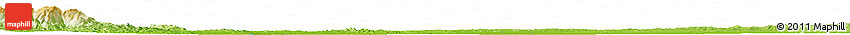 Physical Horizon Map of Tegyigon
