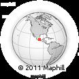 Outline Map of C. Apartado De Correos 24, rectangular outline