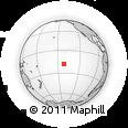 Outline Map of Vaiori, rectangular outline