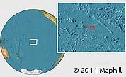 "Satellite Location Map of the area around 18°1'4""S,147°49'29""W"