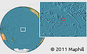 "Satellite Location Map of the area around 18°31'34""S,147°49'29""W"