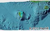 Satellite 3D Map of Ekumbu