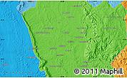 Political Map of Abonara