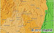Political Map of Alakamisy