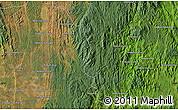 "Satellite Map of the area around 18°31'34""S,48°31'29""E"