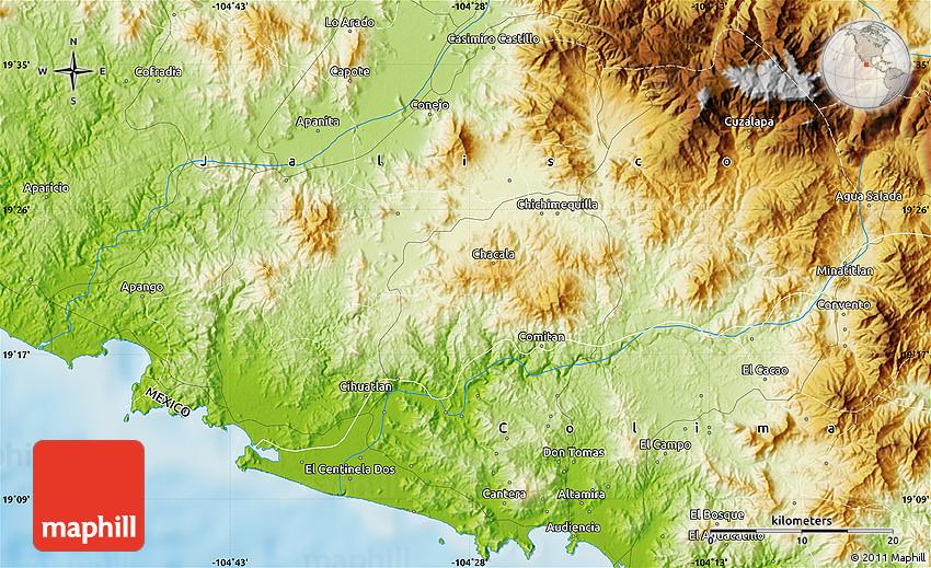 CMA CGM   Altamira Port / Weather Conditions   Altamira Mexico Map