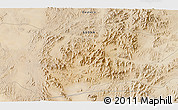 """Satellite 3D Map of the area around 19°22'18""""N,36°37'30""""E"""