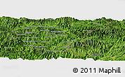 "Satellite Panoramic Map of the area around 19°52'38""N,104°37'30""E"