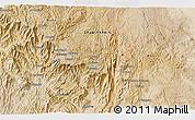 Satellite 3D Map of Āl `Alyān