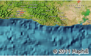 Satellite Map of El Verraco