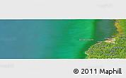 Satellite Panoramic Map of Max